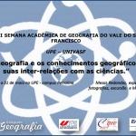 evento geo upe_univasf