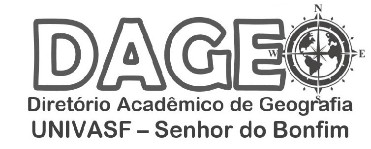 Blog do D.A. de Geografia UNIVASF – Campus Senhor do Bonfim