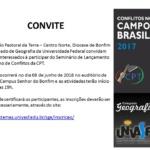 Convite Caderno CPT